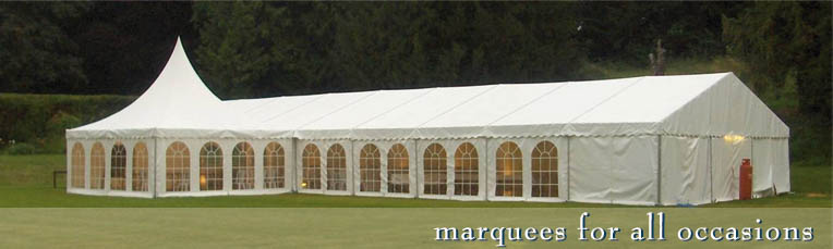 marquee hire in munster and cork